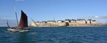 Sortie journée en baie de Saint Malo
