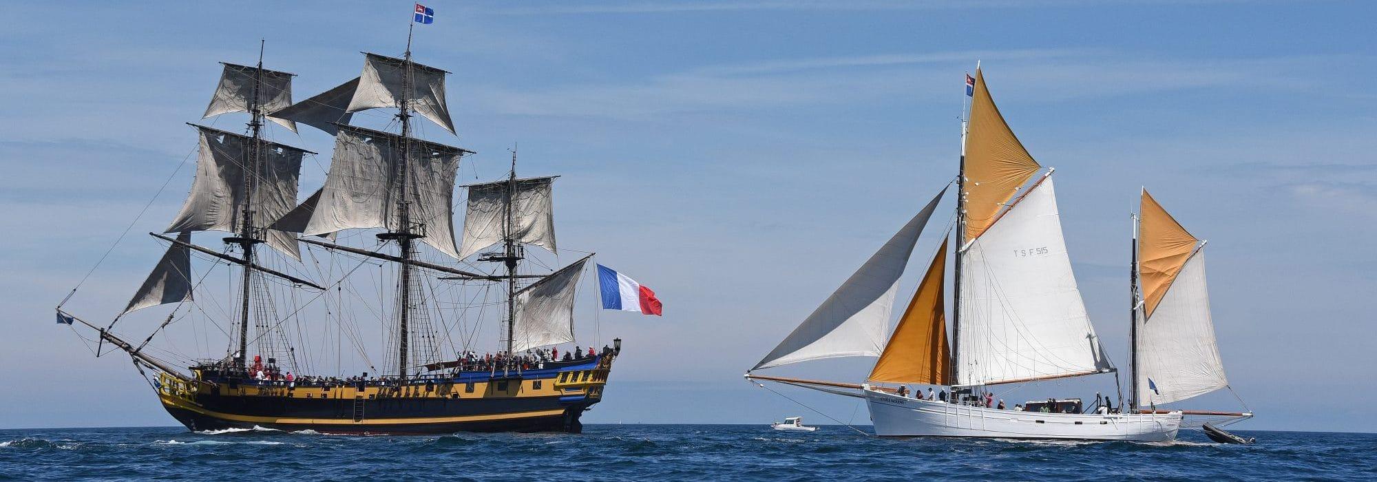 Notre flotte